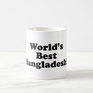 World's Best Bangladeshi Coffee Mug