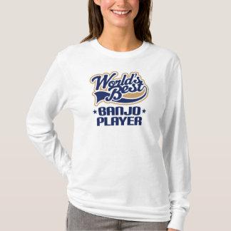 World's Best Banjo Player Music Gift T-Shirt