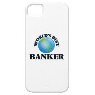 World's Best Banker iPhone 5 Case