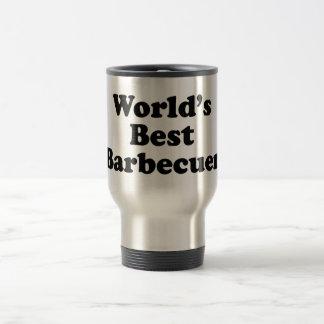 World's Best Barbecuer Travel Mug