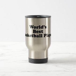 World's Best Basketball Player Travel Mug