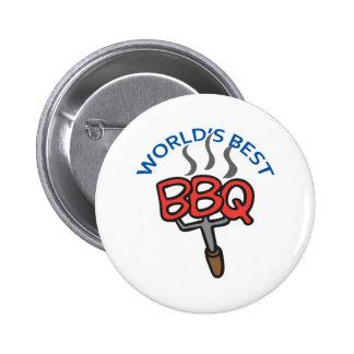 WORLDS BEST BBQ BUTTON