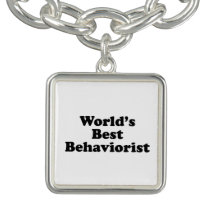 World's Best Behaviorist Bracelets