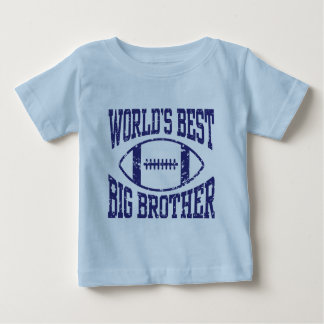 World's Best Big Brother Baby T-Shirt