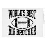 World's Best Big Brother Card