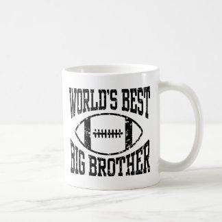 World's Best Big Brother Coffee Mugs