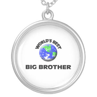 World's Best Big Brother Pendant