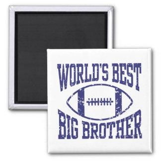 World's Best Big Brother Refrigerator Magnet