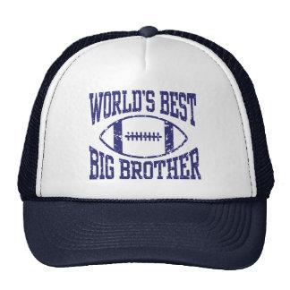 World's Best Big Brother Trucker Hat