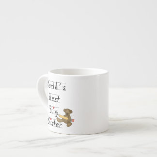World's Best Big Sister Gifts Espresso Mug