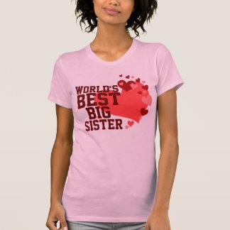 World's Best Big Sister Tshirt