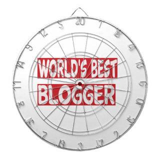 World's Best Blogger. Dart Board