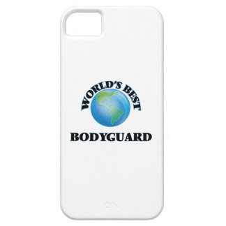 World's Best Bodyguard iPhone 5/5S Cases