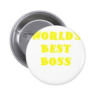 Worlds Best Boss Buttons