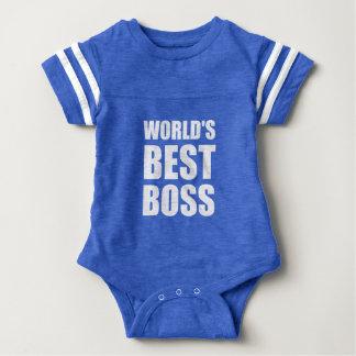 Worlds Best Boss Infant Bodysuit