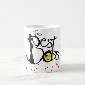 World's Best Boss lady Coffee Mug