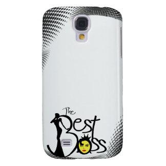 World's Best Boss lady Samsung S4 Case