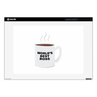 Worlds Best Boss Skins For Laptops