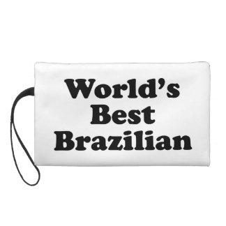 World's Best Brazilian Wristlet