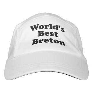 World's Best Breton Hat