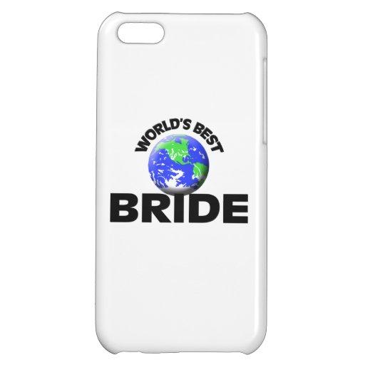 World's Best Bride iPhone 5C Cover