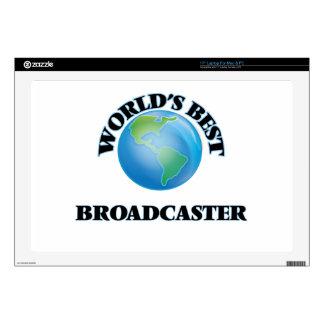 World's Best Broadcaster Skins For Laptops