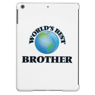 World's Best Brother iPad Air Case