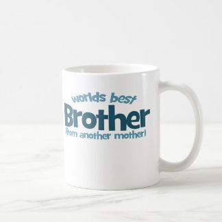 Worlds Best Brother Coffee Mug