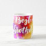 World's best brother gift coffee mug