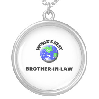 World's Best Brother-In-Law Pendants