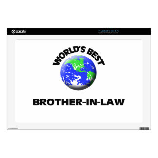 World's Best Brother-In-Law Skin For Laptop