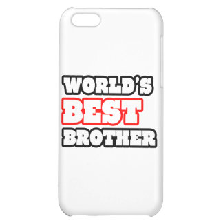World's Best Brother iPhone 5C Covers