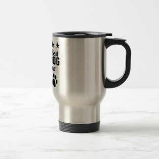 World's Best Bulldog Grandma Travel Mug