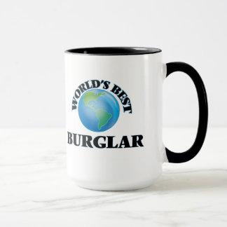World's Best Burglar Mug