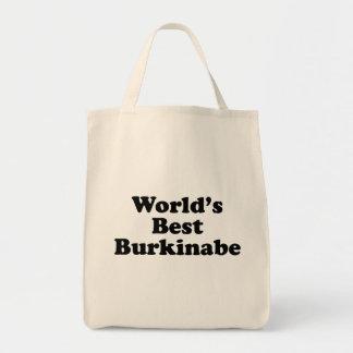 World's Best Burkinabe Tote Bag