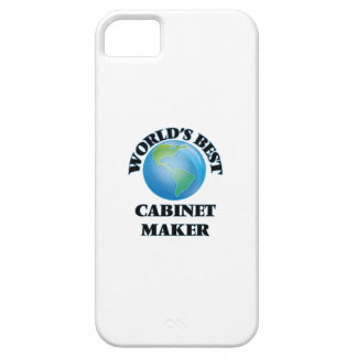 World's Best Cabinet Maker iPhone 5/5S Cases