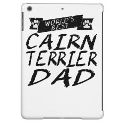 Case-Mate Barely There iPad Air Case with Cairn Terrier Phone Cases design