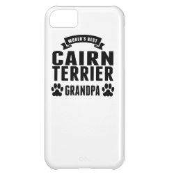 Case-Mate Barely There iPhone 5C Case with Cairn Terrier Phone Cases design