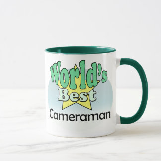 World's best cameraman mug