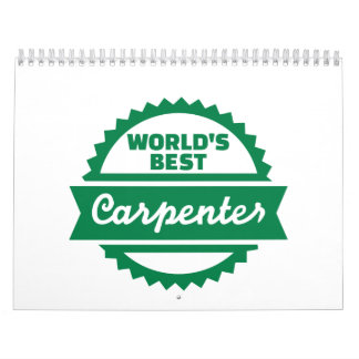 World's best Carpenter Calendar