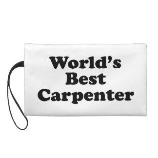 World's Best Carpenter Wristlet