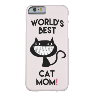 World's best cat mom! iPhone 6/6s Phone Case