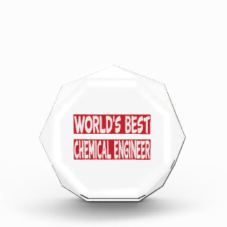 World's Best Chemical engineer. Awards