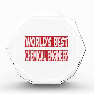 World's Best Chemical engineer. Award