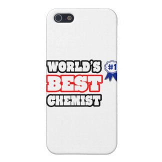 World's Best Chemist iPhone 5 Cover