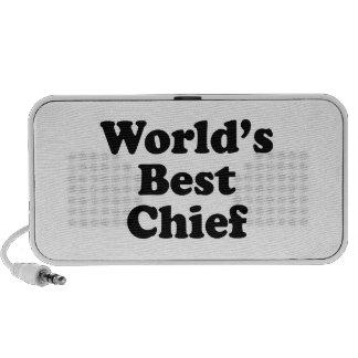 World's Best Chief Portable Speaker