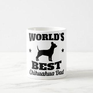 Worlds Best Chihuahua Dad Coffee Mug