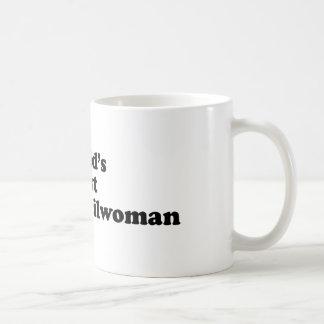 World's Best City Councilwoman Coffee Mug