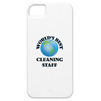 World's Best Cleaning Staff iPhone 5/5S Cover