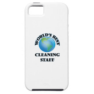 World's Best Cleaning Staff iPhone 5 Covers
